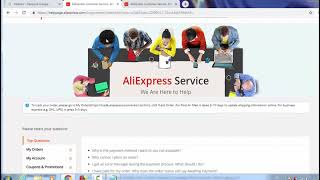 COMO FALAR  COM ADMINISTRAÇÃO DO SITE ALIEXPRESS ( Plataforma de venda Aliexpress China)