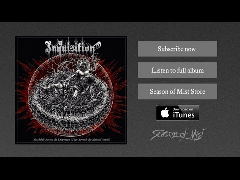 Inquisition - Power From the Center of the Cosmic Black Spiral