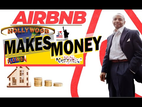 HOW TO MAKE MONEY ON AIRBNB WITHOUT PROPERTY (Airbnb CA Makes Money)