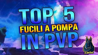 Destiny 2 | TOP 5 fucili a pompa in PVP! [Shadowkeep]