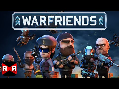 WarFriends (By Chillingo) - iOS / Android - Gameplay Video