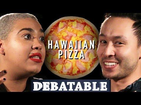 Is Hawaiian Pizza The Worst? • Debatable