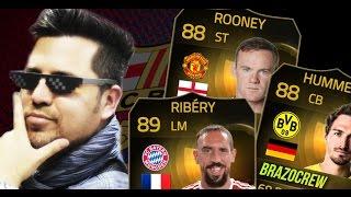 NON CI CREDOOO! HO TROVATO IL MONDO! FIFA 15 - Pack Opening