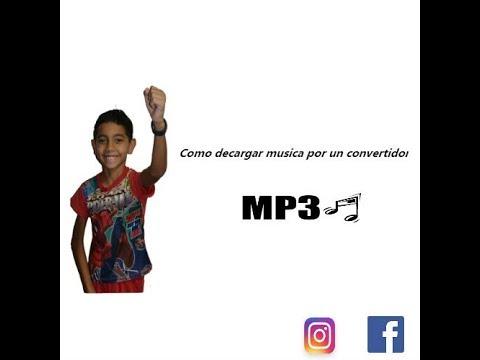 Como Descargar música en convertidor mp3