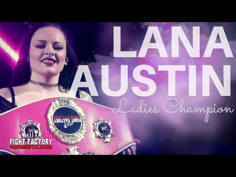 Ladies Champion - Lana Austin thumbnail