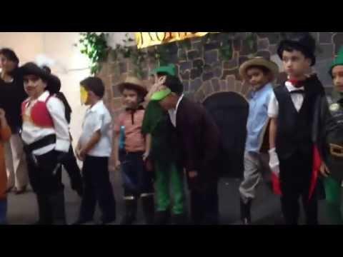 Celebración día del idioma español New Generation Christian School 2014