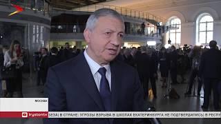 Смотреть видео Вячеслав Битаров прокомментировал послание президента России Федеральному Собранию онлайн