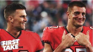 NFL Brady & Gronk (Mic'd Up) Tampa Bay Buccaneers
