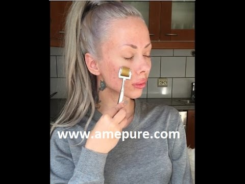 ame pure cit face roller
