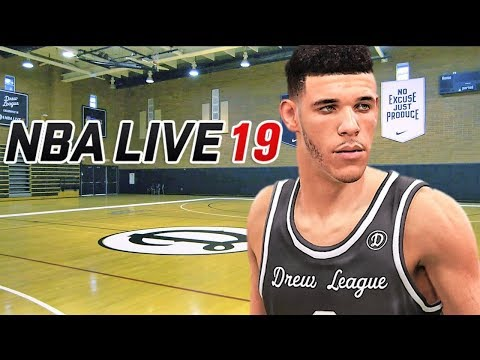 NBA LIVE 19 FEATURES AND GAMES MODES NEED THIS!