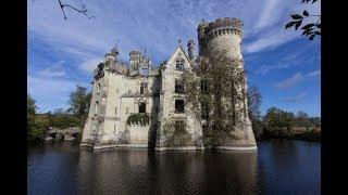 Заброшенный красавец Исторический Замок 13 века за 50 евро