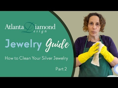 How to Clean Your Silver Jewelry