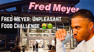 Cover images Fred Meyer: Unpleasant Food Challenge! (Teen Edition)