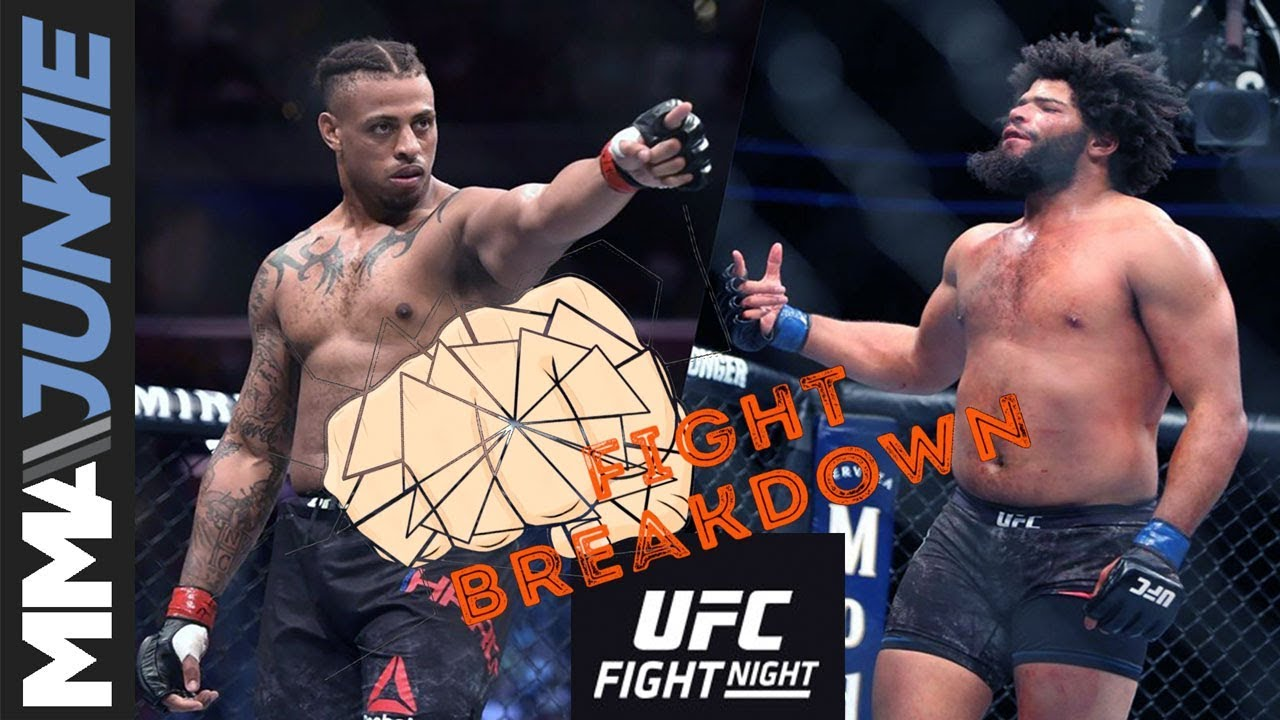 How To Watch UFC On ESPN 4: Greg Hardy Vs. Juan Adams
