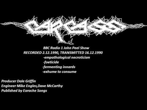 CARCASS  recorded 2.12.1990