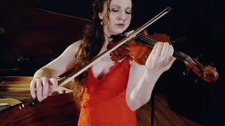 Pablo Sarasate Introduction & Tarantella op.43 Svetlana Tsivinskaya,violin/Natalia Bezuglova, piano