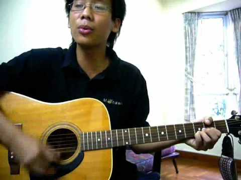 You Are My World - Hillsong Cover (Daniel Choo)