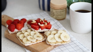 Good morning|| easy and healthy breakfast