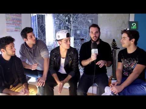 Entrevista a Why Five #Y5 - La Boyband del hormiguero