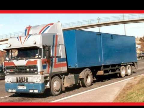 Das Lied für die Container-Fahrer