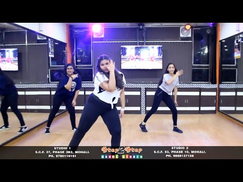 Lagdi Lahore Di Dance Steps For Girls | Street Dancer 3D | Choreography By Step2Step Dance Studio