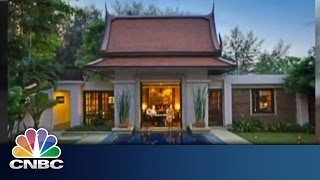 Banyan Tree Hotel Success | Entrepreneur Asia | CNBC International