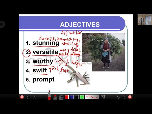 YÖKDİL TIPDİL YDS YKS İngilizce Kelime Çalışması - 3 (Resimlerle Kelime Öğrenme)
