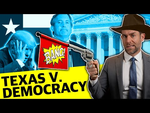 Why the Texas Election Suit Was Doomed (And Why They Filed It Anyway)
