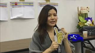 外傳陳妍希即將要接演電視劇《鄧麗君》,她透露平時在家會練唱歌,1歲兒...