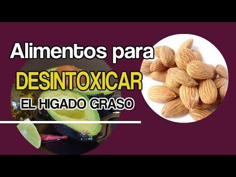 Alimentos para desintoxicar el higado graso youtube - Alimentos para el higado graso ...