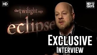 David Slade Exclusive Interview - Twilight: Eclipse