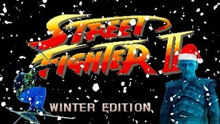 Street Fighter: Winter Edition - Marca Blanca