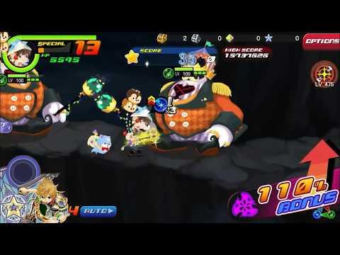 KINGDOM HEARTS Union χ[Cross] - Event: High Score Challenge, Sora & Neku, Pt. 2