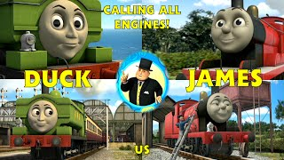 Calling All Engines! - Duck and James - US - HD