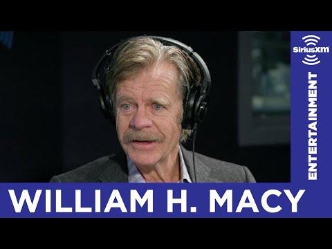 William H. Macy on Emmy Rossum leaving 'Shameless'
