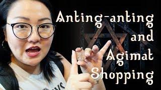 Anting Anting  Shopping | Naniniwala ba kayo sa powers nito?