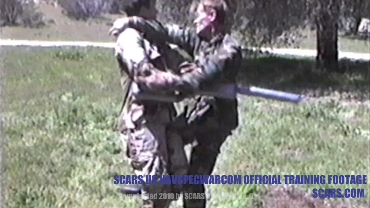 Official US Navy SEAL Training Footage, where SCARS Began!