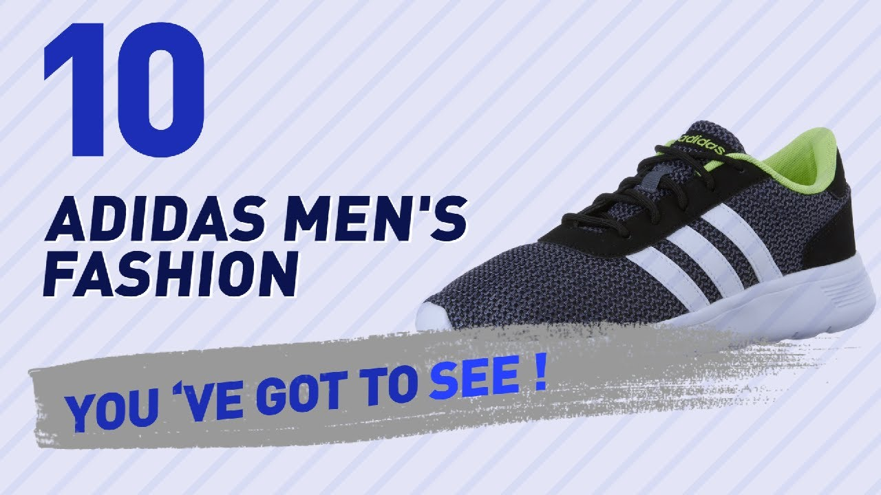 3276fae0c77 Adidas Lite Racer For Men    New And Popular 2017 - YouTube