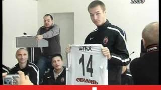 Представление новичков. ЛКТ(видео сайта zarya.lg.ua., 2012-02-29T20:22:33.000Z)