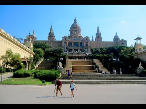Barcelona Adventure 2017 :  Highlights