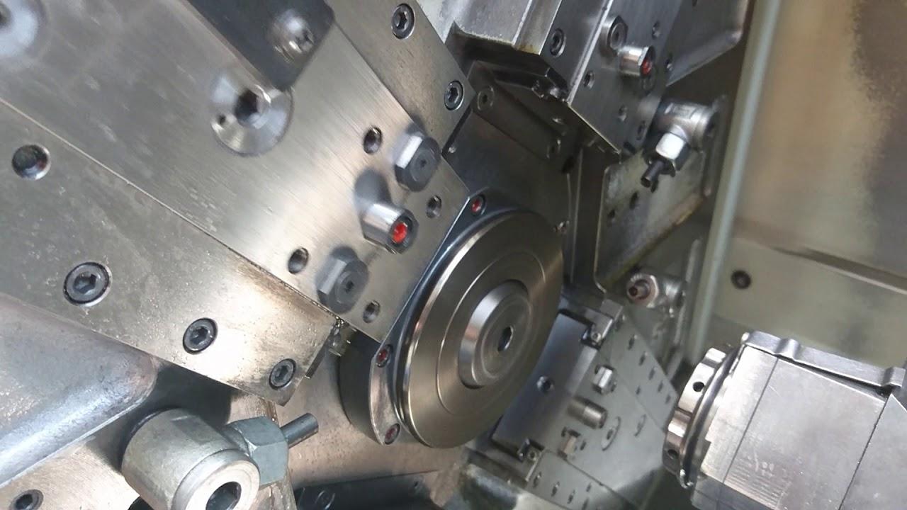 CNC lathe Traub TNM 28 7 axes (11270) Used Machine tools | Rdmo