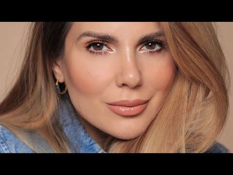 The perfect, soft makeup look for spring  | ALI ANDREEA