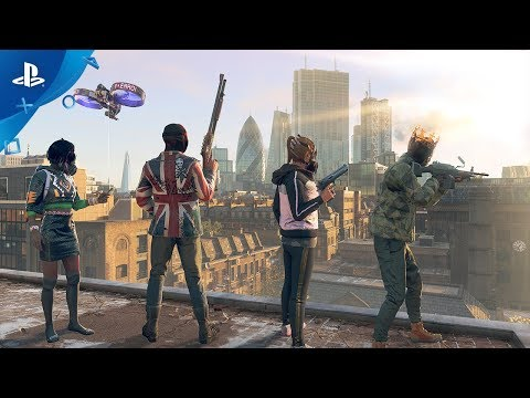 Watch Dogs Legion | Gamescom 2019 – Play As Anyone Explained | PS4