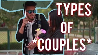 TYPES OF COUPLES - | ELVISH YADAV |