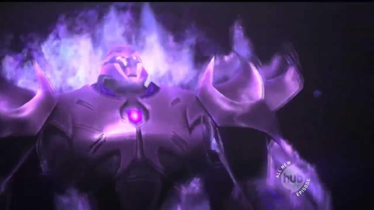 Unicron Transformers Prime TFP Transformers vs Unicron