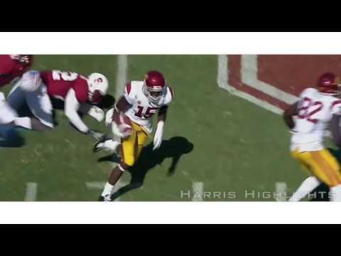Nelson Agholor USC Highlights  Reggie Wayne 2 0