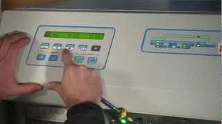 N-Power Evo 100 кВА − запуск ИБП(Запуск мощного трехфазного источника бесперебойного питания N-Power Evo 100 кВА. Подробное описание на ИБП.рф., 2012-12-07T13:55:10.000Z)