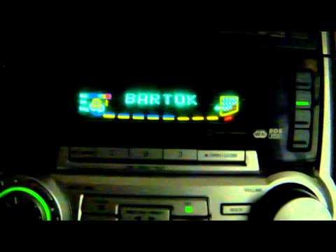 Cable Radio scan (UPC Sopron) [Aiwa NSX-AV540]