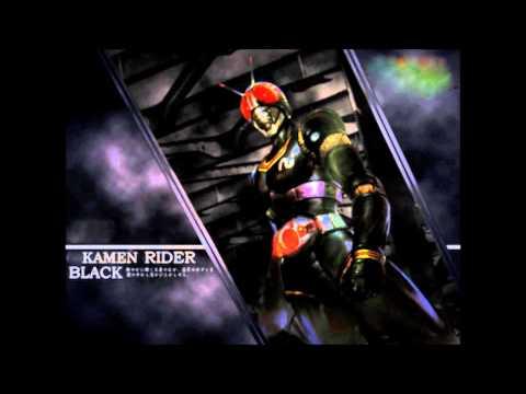 kamen rider black ending theme OST