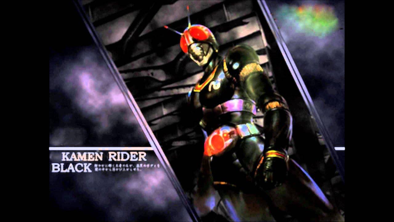 Kamen Rider Wallpaper Hd Kamen Rider Black Ending Theme Ost Youtube
